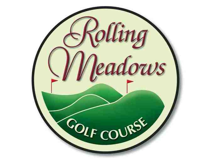 Rolling Meadows Golf Course - One foursome with carts
