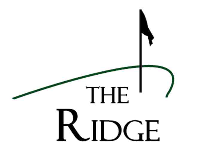 The Ridge Golf Club - One foursome with carts