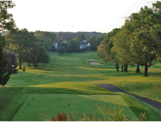 Forest Hill Field Club - One  foursome with carts and meals