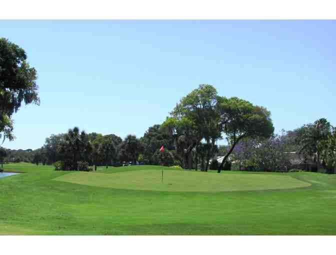 Capri Isles Golf Club - One foursome with carts