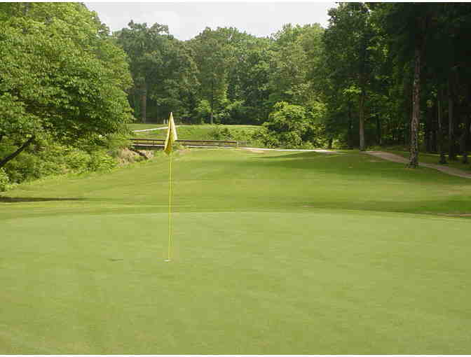 Cedar Creek Golf Course - One foursome with carts