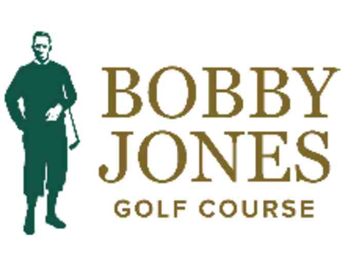 Bobby Jones Golf Course - One foursome with carts
