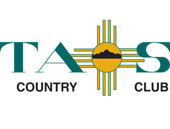 Taos Country Club - One twosome with cart