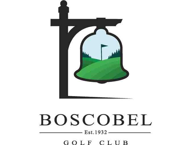 Boscobel Golf Club - One foursome with carts