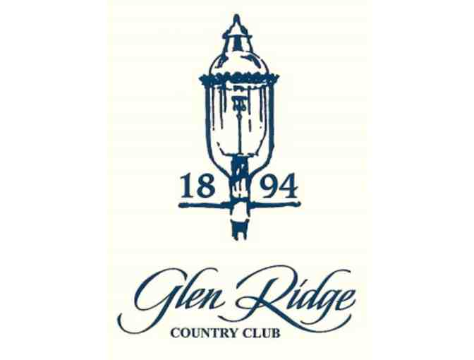 Glen Ridge Country Club - One foursome with carts