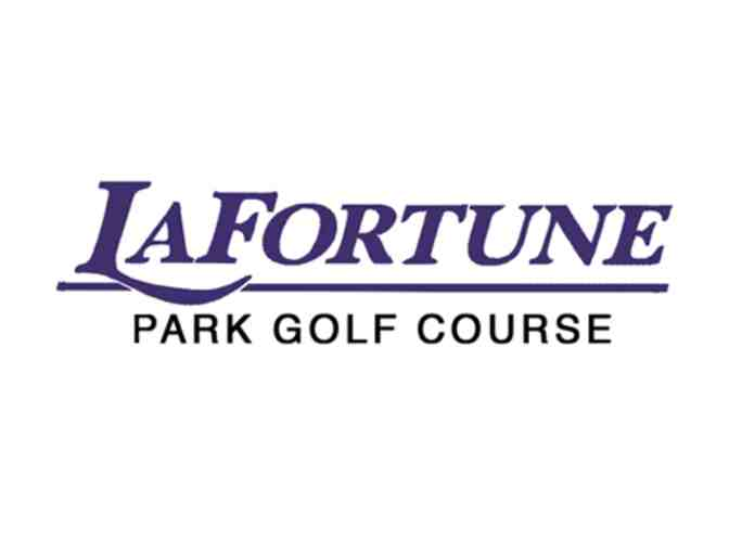 LaFortune Park Golf Course - One foursome with carts