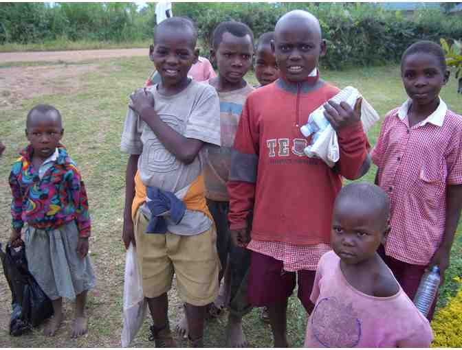 Fund a need: Purchase a school kit for a Ugandan orphan!