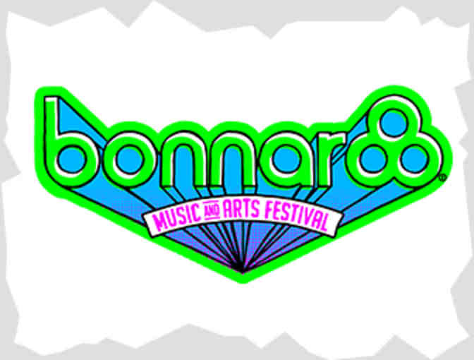 2 Bonnaroo Music & Arts festival Tickets