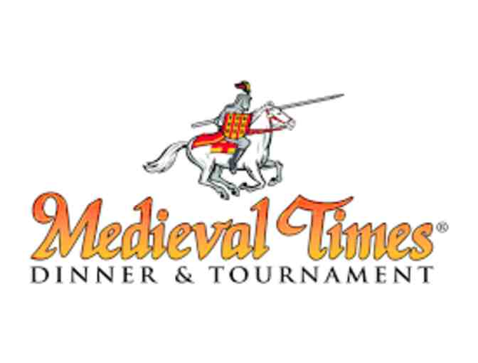 Medieval Times Dinner & Tournament - 2 General Admission Tickets (Buena Park)