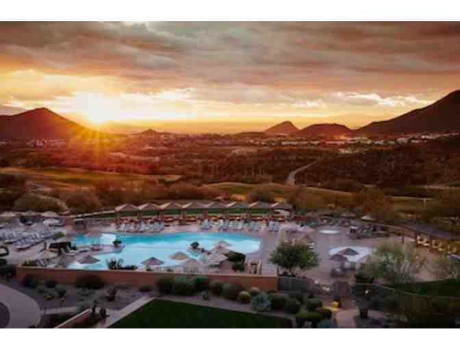 Two Night Stay with Self-Parking, Resort Fee & Breakfast for 2 at JW Marriott Starr Pass