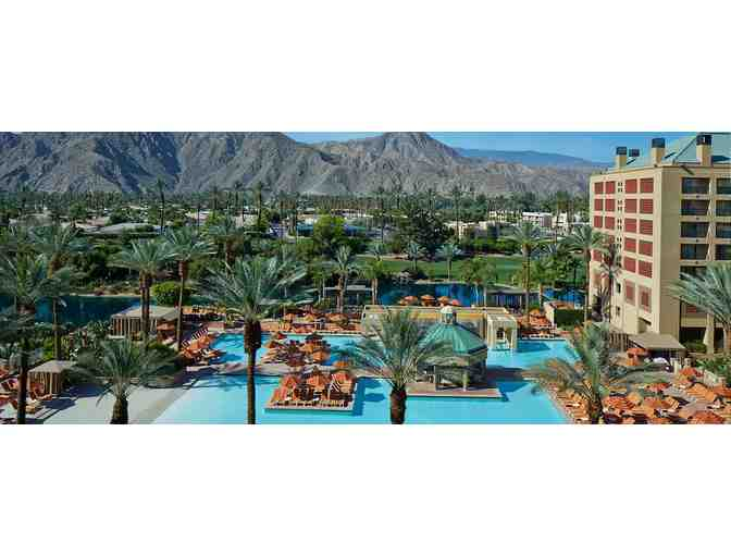 One Night Stay with Breakfast for 2 & Resort Fee at Renaissance Indian Wells Resort & Spa