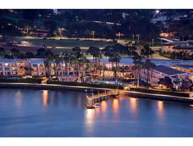 One Night Stay at Coronado Island Marriott Resort & Spa