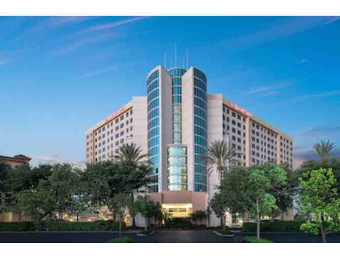 One Night Stay at Anaheim Marriott Suites