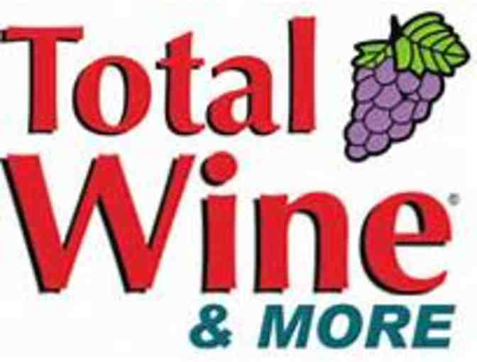 Total Wine & More - Private wine class for up to 20 people in store's classroom