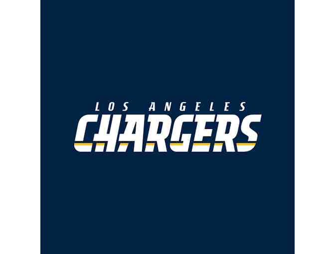 Los Angeles Chargers Souvenir Gift Basket