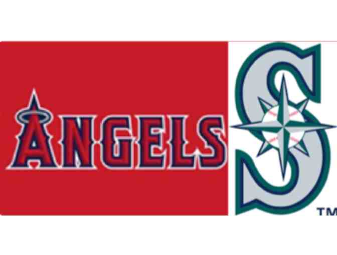 #8 ANGELS TICKETS FOR 4 (WITH PARKING)