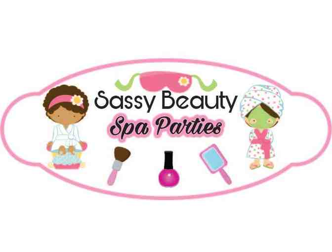 Sassy Beauty Spa Parties for 6 Girls