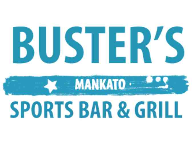 Buster's Ultimate Private Backroom Party, $100 Catering Gift Certificate