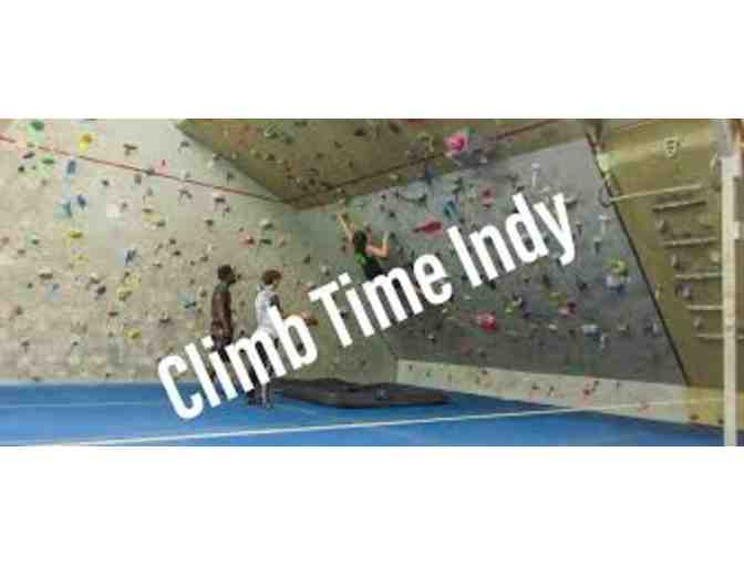 Climb Time Indy - Photo 1