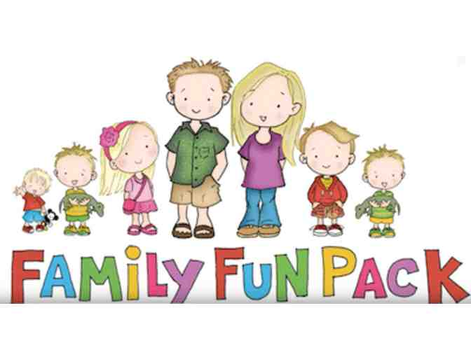 Family Fun Pack - Photo 1