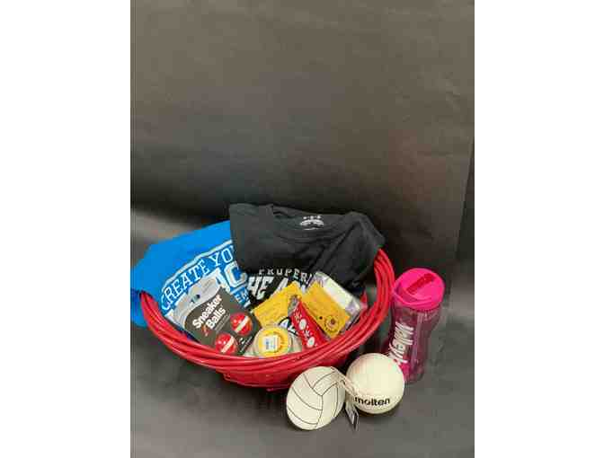 The Academy Volleyball Basket - Photo 1