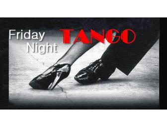 One Full Month of Tango Classes on Friday's - Miami