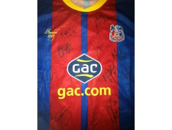 Signed Crystal Palace Home Shirt