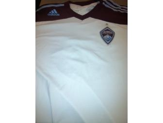 Colorado Rapids Home Shirt