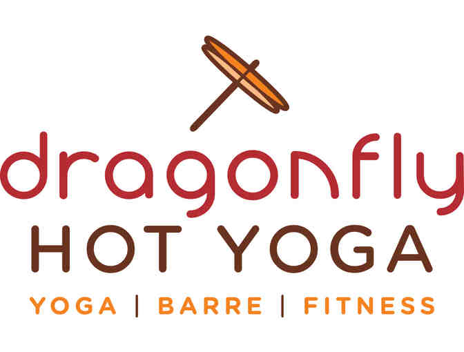 Dragonfly Hot Yoga - Ten class pass