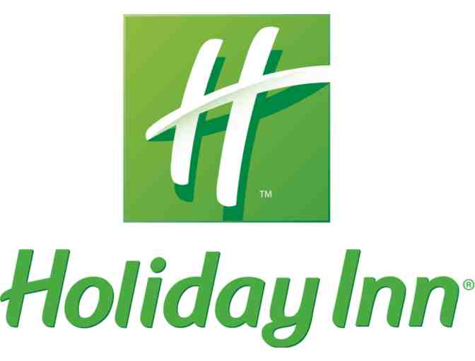 One Night Stay at Holiday Inn at The American Center