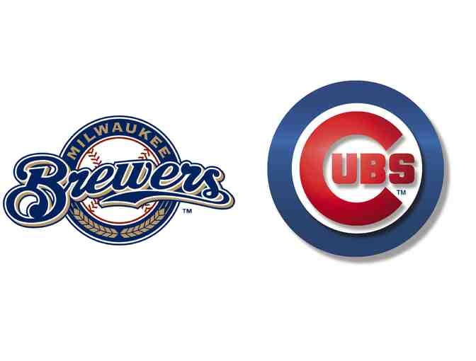 Four Tickets to the Sold Out Brewers v. Cubs Game at Miller Park