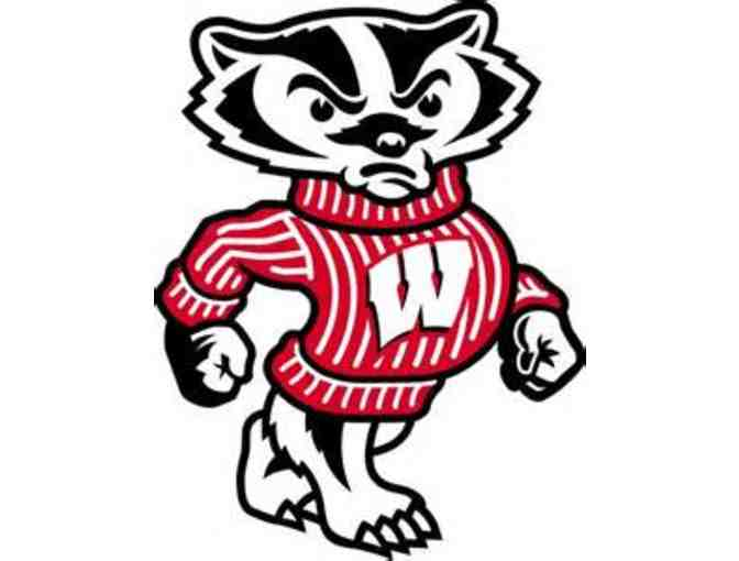 Four tickets to a Badger Men's Basketball game (100 level) - Photo 1