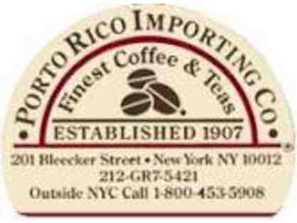 26 Weeks of Coffee from Porto Rico Importing Co.