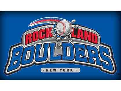 Rockland Boulders - 4  Tickets to One 2020 Season Game
