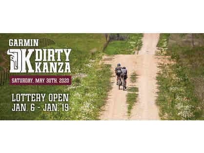 Dirty Kanza 100 Registration
