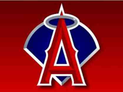 Los Angeles Angels Diamond Club Seats Package