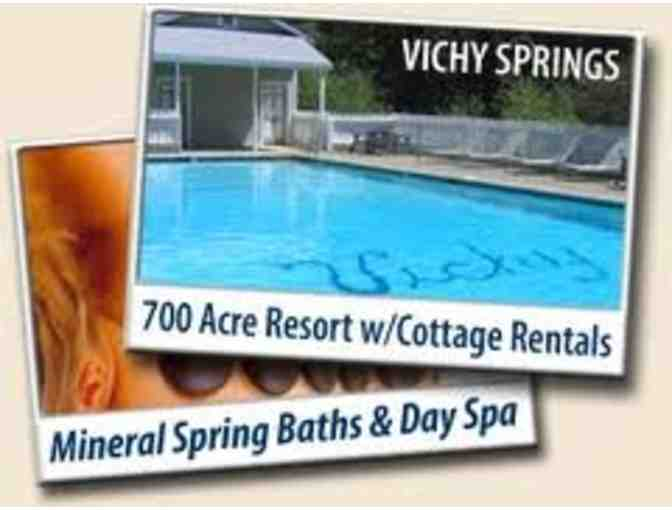 Vichy Springs: Voucher for Day Use for Guest - Photo 1