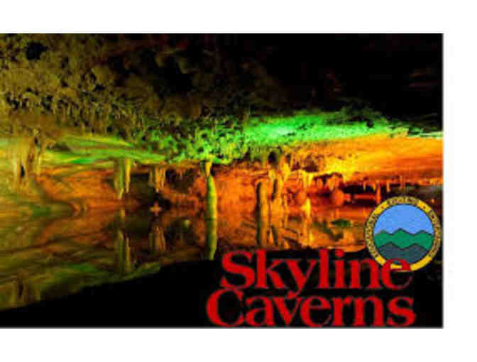 Skyline Caverns - Admission for 2