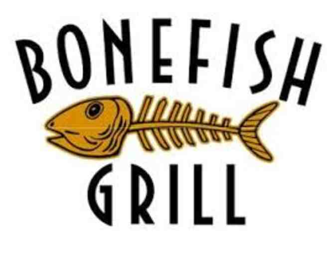 Bonefish Grill $25 Card