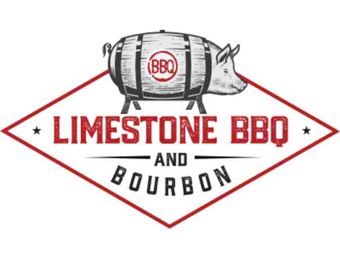 Limestone BBQ and Bourbon - $25 Gift Certificate