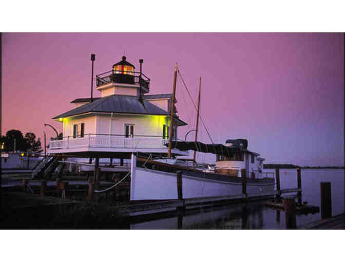 Chesapeake Maritime Museum - 4 Tickets for Admission