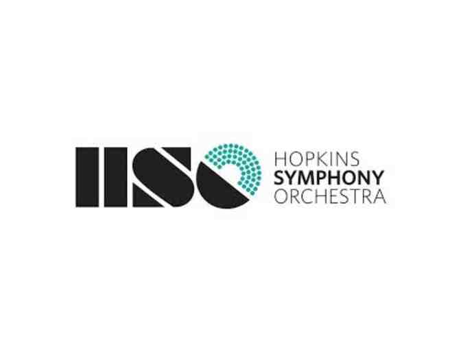 Hopkins Symphony Orchestra - Subscription for 2
