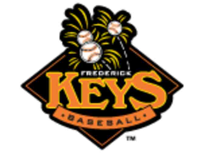 Frederick Keys Baseball - Four Tickets