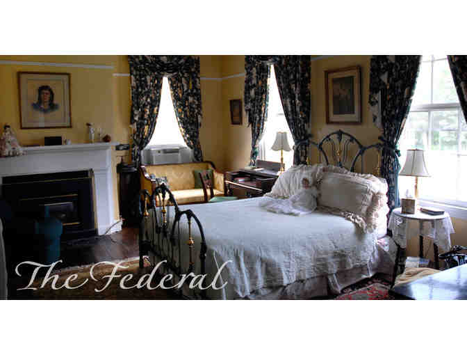 Charles City, VA - Overnight at North Bend Plantation