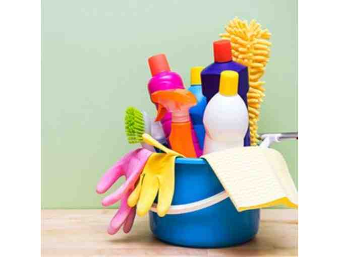 3 Hour Residential or Business Cleaning