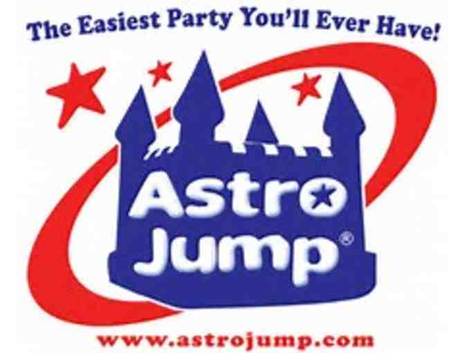 Astro Jump - $100 Gift Certificate
