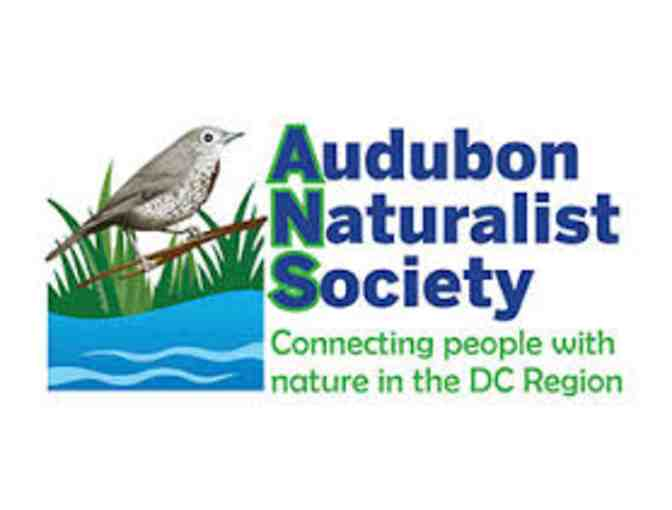 Audubon Naturalist Society - One Year Family Membership