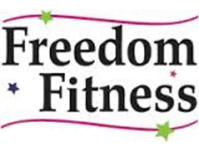 Freedom Fitness -2 Weeks Unlimited of use