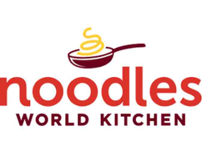 Noodles & Company - Catering for 10