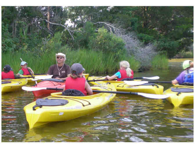 Ayers Creek Adventure - Gift Certificate for Two Kayak Rentals